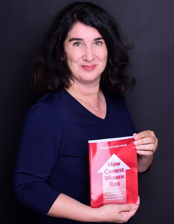 Dr Bettina Al-Sadik-Lowinski, Author, Management Trainer and International Senior Executive Coach